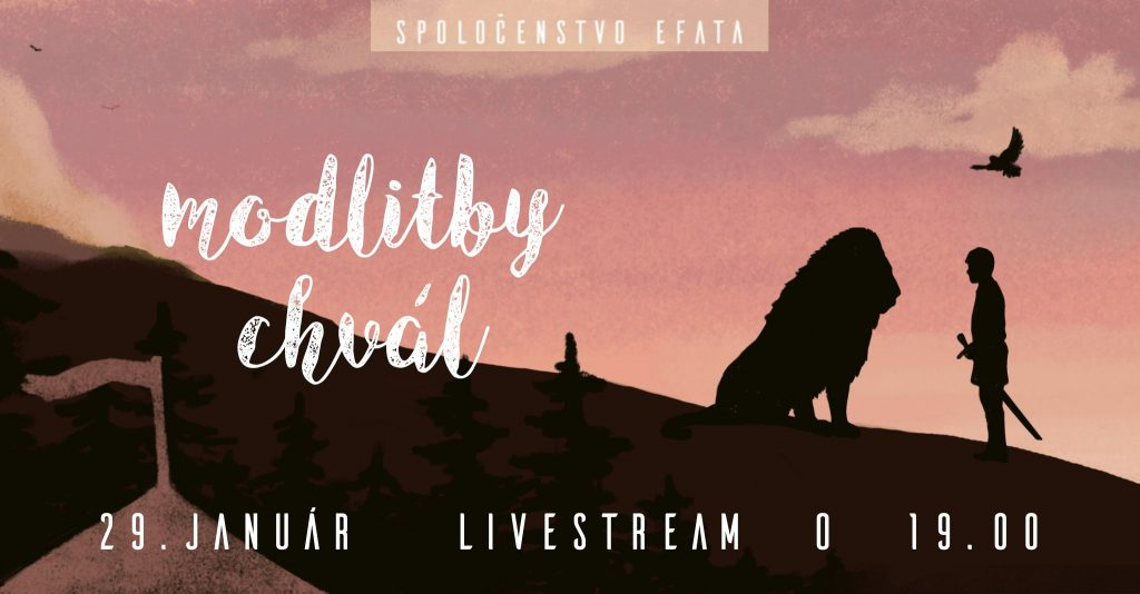 Chvály Efata Live 2021/01